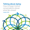 Talking about Dying – More than Meets the Eye?